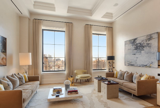 Cameron Diaz: Een luxueus appartement in NYC