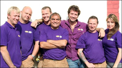The DIY SOS heroes are back!