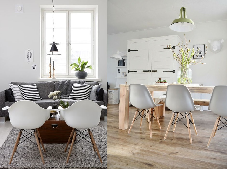 Look a like eames home home living for Ray eames stoelen
