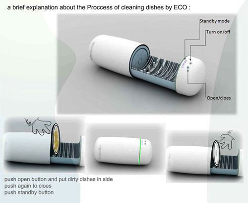 The Eco cleaner