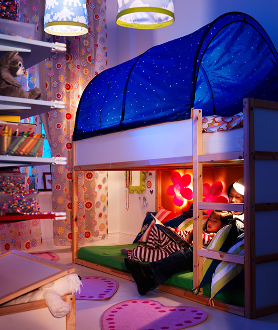 Decorating bedrooms for kids