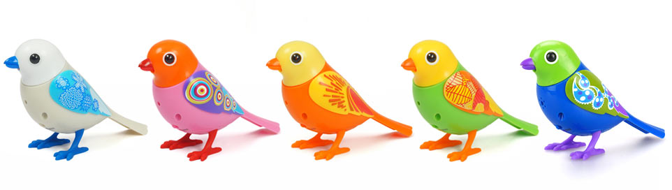 Digibirds: the perfect pet for kids
