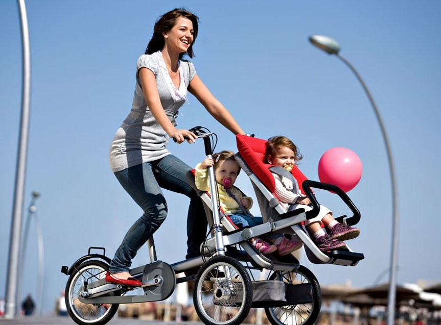 Child Carrier Bikes: Check Out The Taga