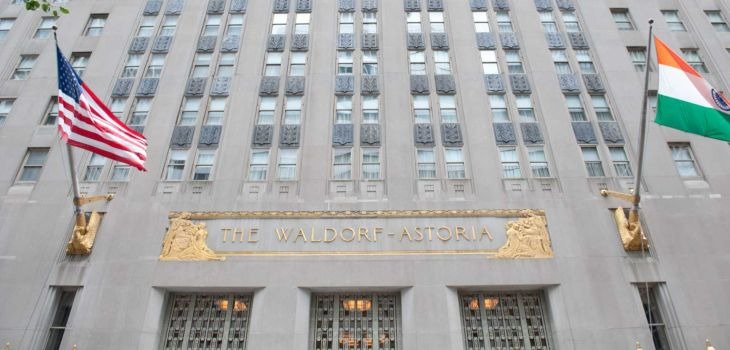 Hilton Waldorf Astoria Sold to Chinese