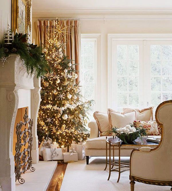 Home Interiors: Christmas Tree Ideas