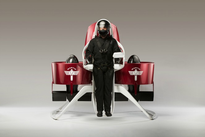 Fancy Jetpacking to Work?
