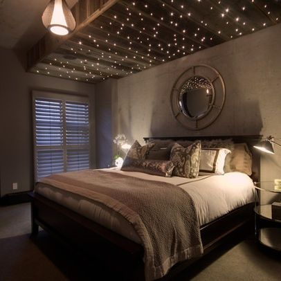 Maak van je slaapkamer een romantische plek home for Beautiful bedroom lighting ideas