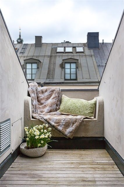 Create The Perfect Reading Nook