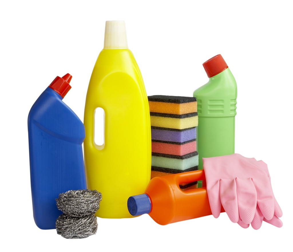 Kitchen Cleaning: No-Chemical DIY Cleaning Products Part 2