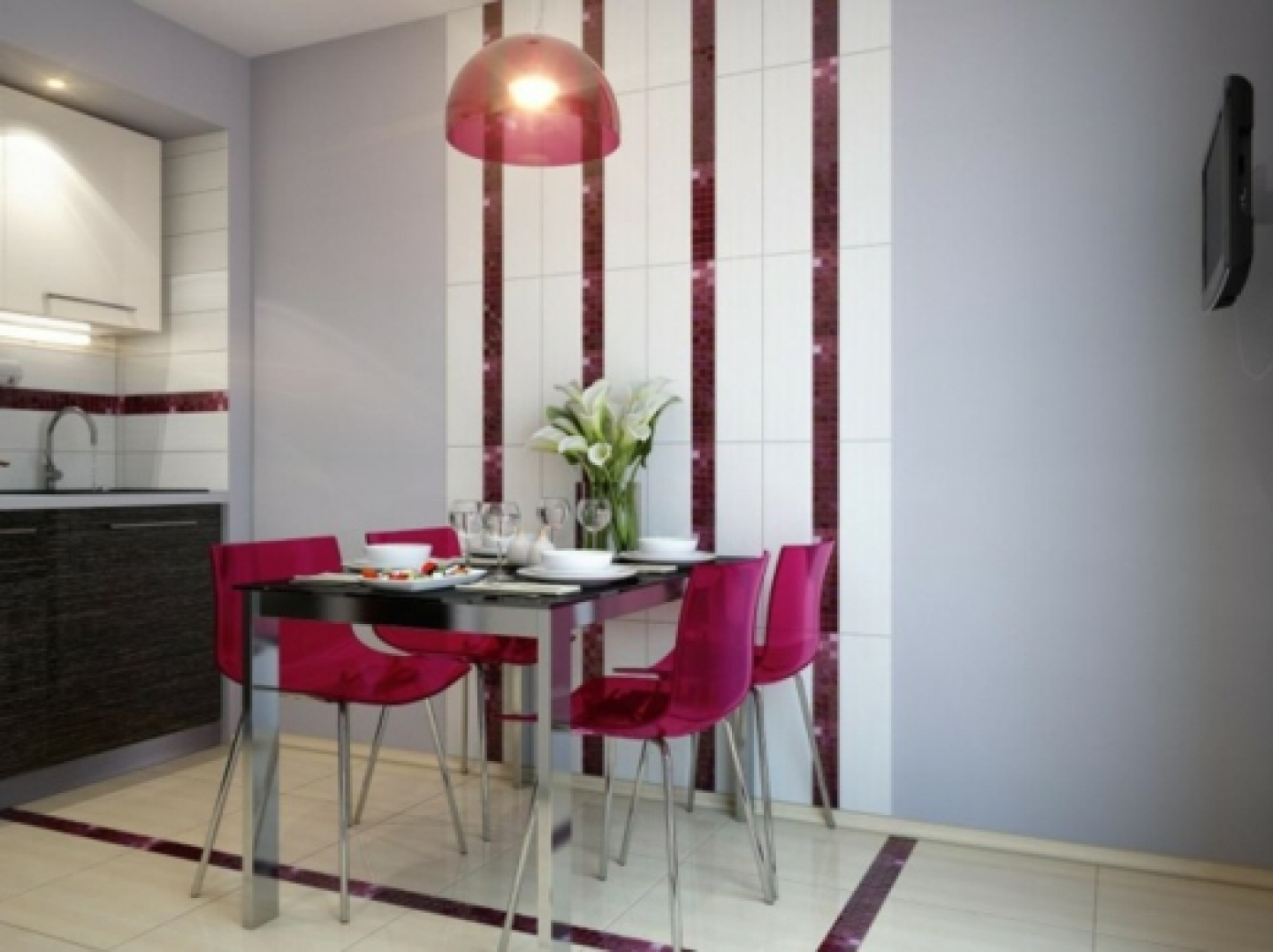 Small Dining Rooms 101 Part 4