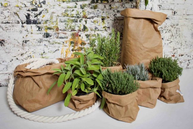 Paper bags in je interieur