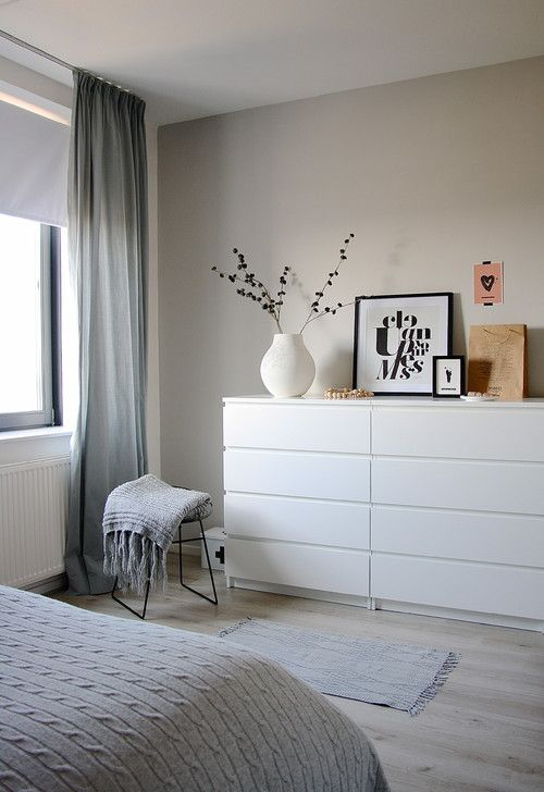 Scandinavische slaapkamer inspiratie home home living design and for Deco slaapkamer
