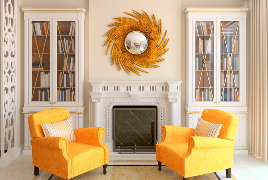 Simple Tips for Living Room Décor Part 1