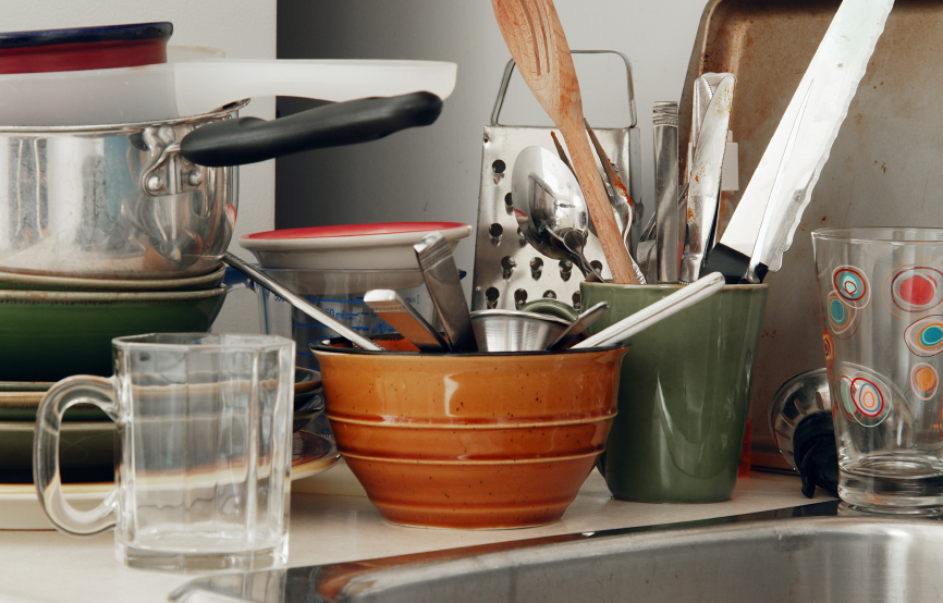 What to Get Rid of From Your Kitchen