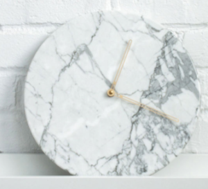 10 decoratie trends -Marble