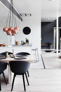10 decoratie trends - zwat wit